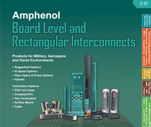 Document Board Level and Rectangular Interconnects Catalog