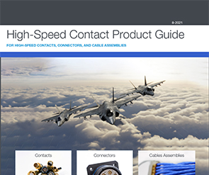 Document High Speed Contact Product Guide