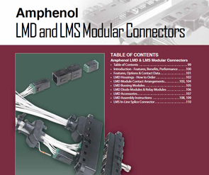 Document LMD and LMS Catalog Section