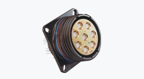 Product D38999 Connectors with Coaxial, Concentric Twinax, and Triax Contacts