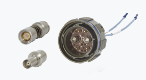 Product High Frequency Coaxial Contacts