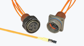 Product MT38999 Multi-Channel Connectors with MT Ferrules