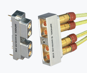 Complementary Product Rectangular Connectors with High Speed Contacts