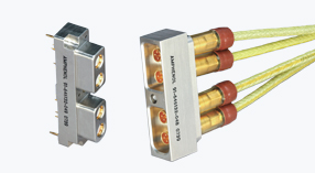 Product Rectangular Connectors with High Speed Contacts